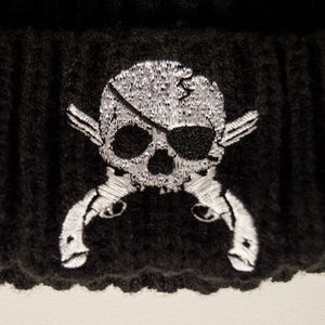Image of Modern Day Pirate Skully (BLACK)