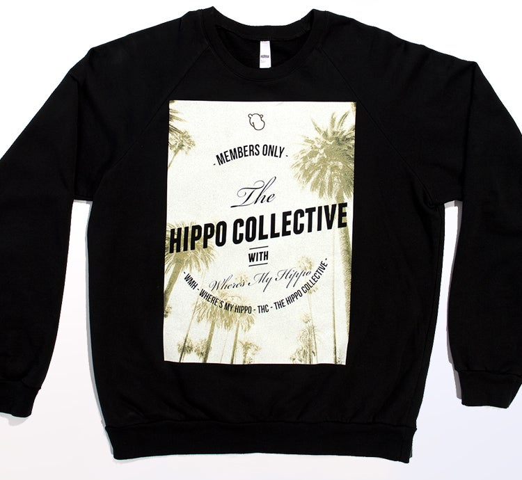 Image of Hippo Collective Crewneck