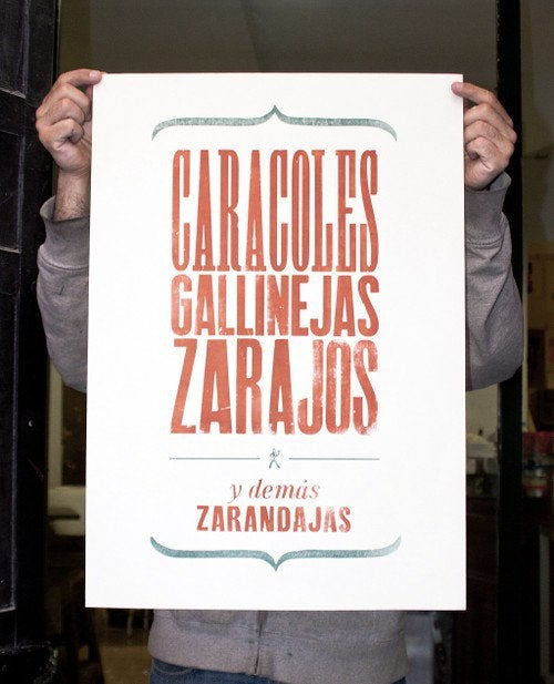 Image of Zarandajas