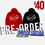 Image of Red Cup Gang Hoodie ( Pre Order )