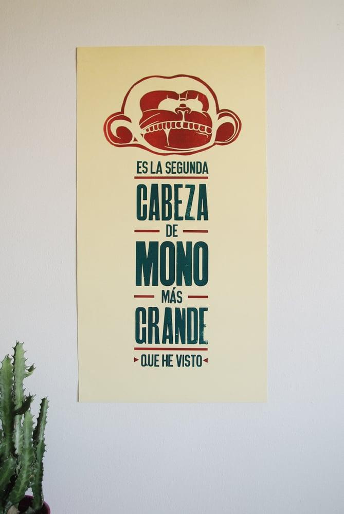 Image of Cabeza de Mono