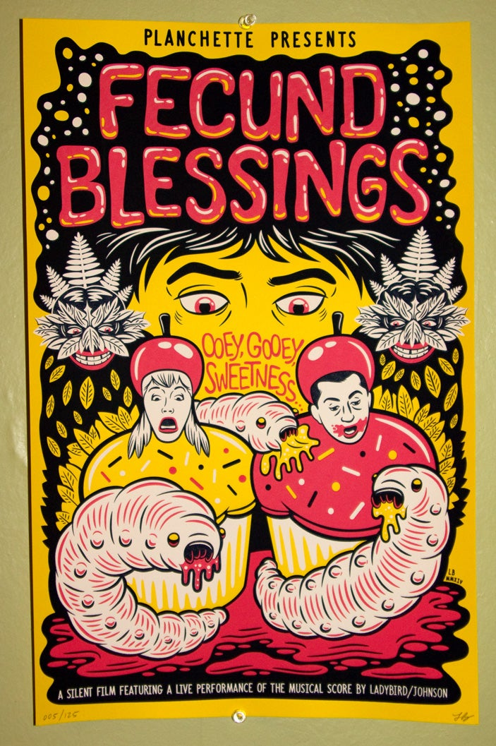 Fecund Blessings Movie Poster