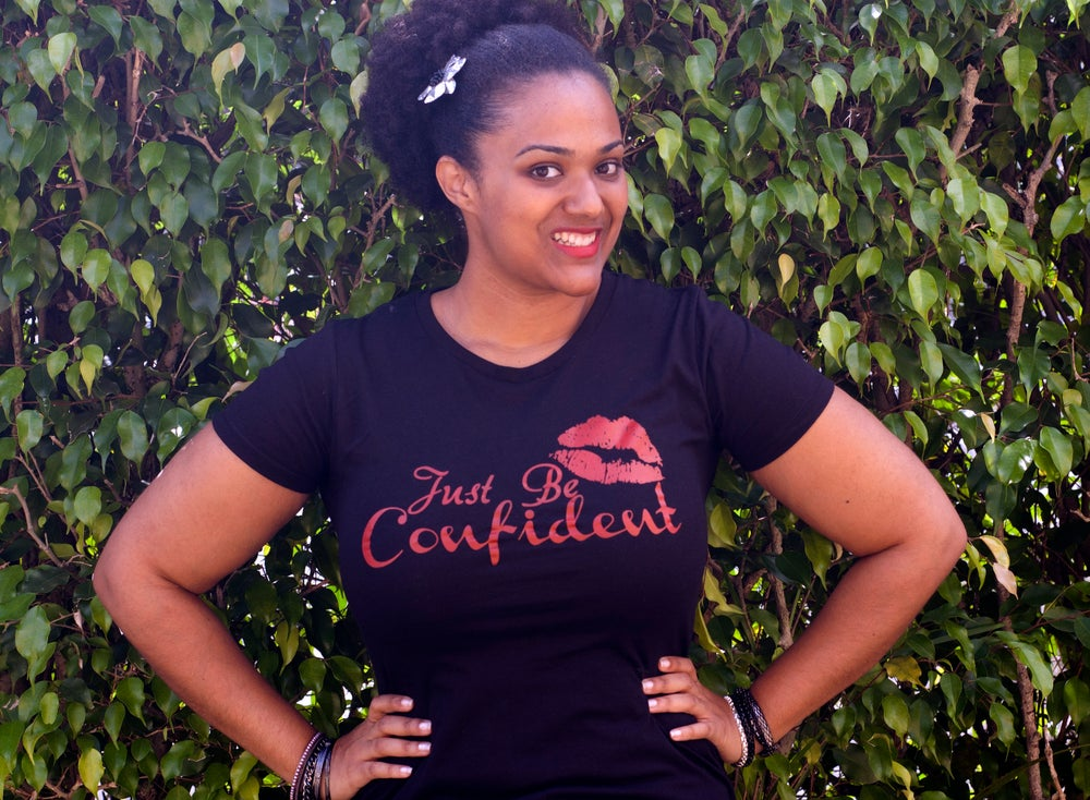 Image of Just Be Confident Tee