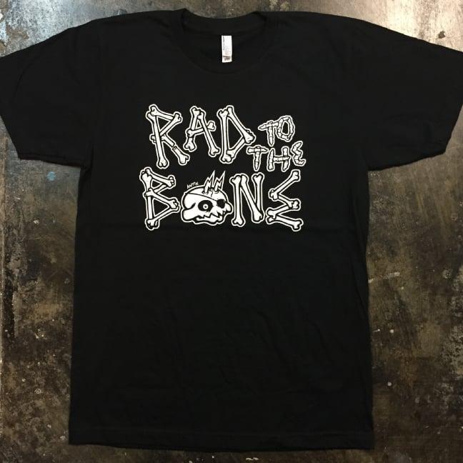 """Image of """"RAD BONE"""" TEE"""