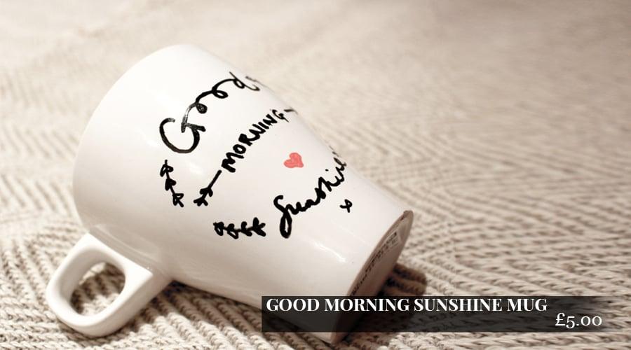 Image of Good Morning Sunshine Mug