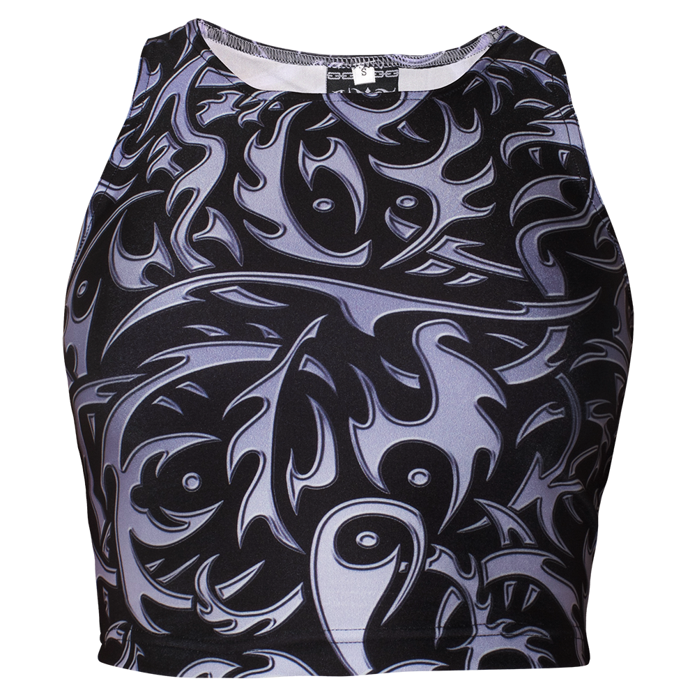 Image of TRIBAL BLACK TANK
