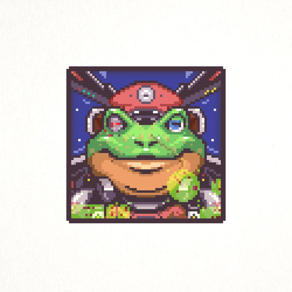 Image of Slippy Toad