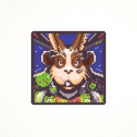 Image of Peppy Hare