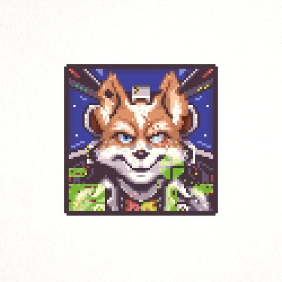 Image of Fox McCloud