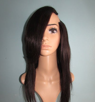Image of U-Part Wig