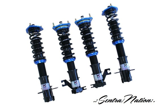 Image of (B13) MEGAN Racing EZ Street Coilover Damper Suspension Sentra 91-94