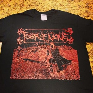 Image of Bow Down to No Man - Official Tee Shirt
