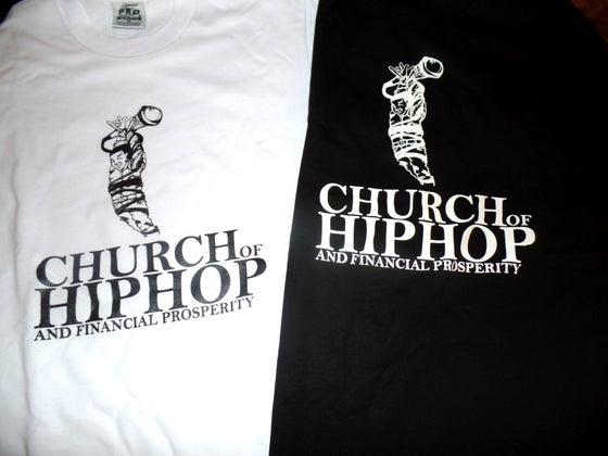 Image of Church of Hip Hop Tee's