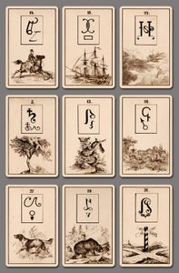Image of Sigil Lenormand c. 1880