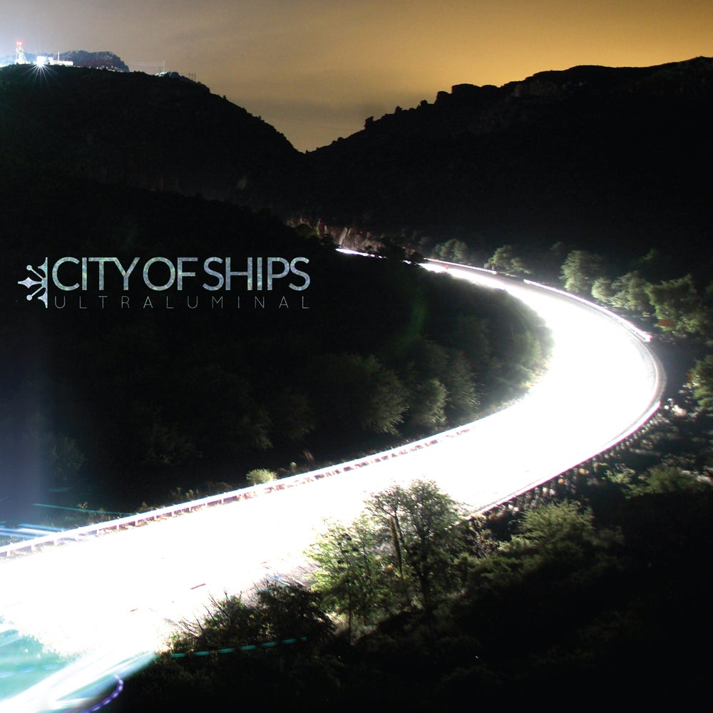 Image of City of Ships - Ultraluminal CD (Digi)