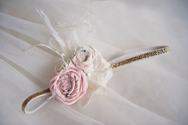 Image of Parisian Dream headband~       limited edition