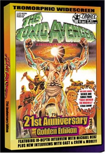 Toxic Avenger - Vintage Poster
