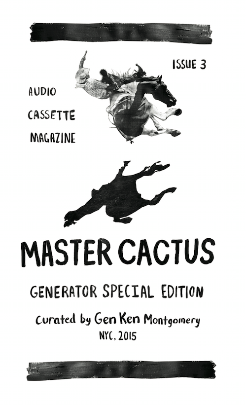 Image of ISSUE 3: Generator Special Edition