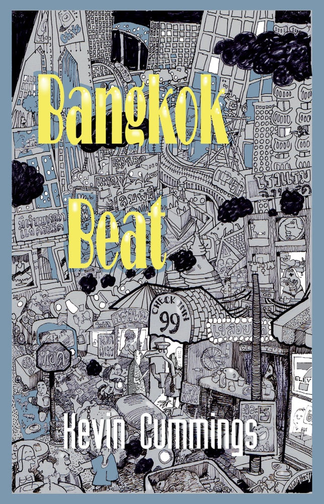 Image of Bangkok Beat the paperback book by Kevin Cummings