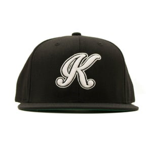 Image of Intro K Snapback (Black)