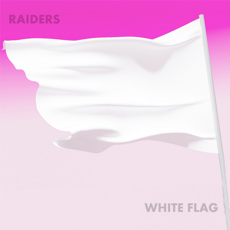 Image of Raiders of the Lost Art - White Flag