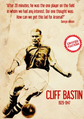 Image of BASTIN ART PRINT