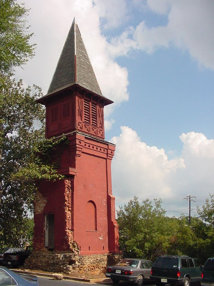 Image of Steeple Brick/Name Recognition