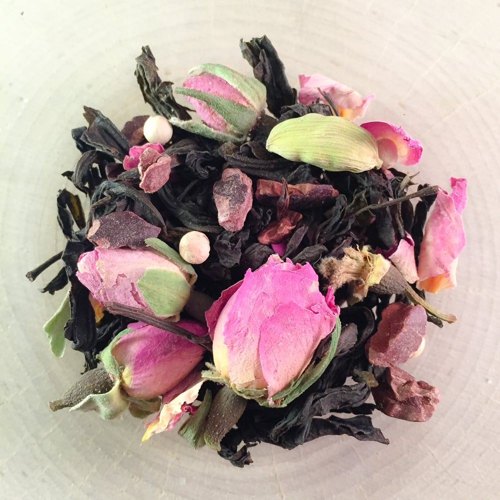 Image of Chocolate Rose Oolong