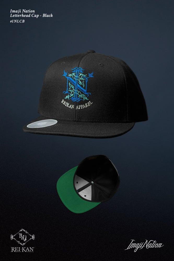 Image of Imaji Nation Crest Snapback