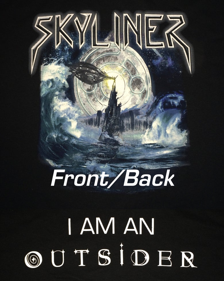 """Image of """"Outsiders"""" T-Shirt"""