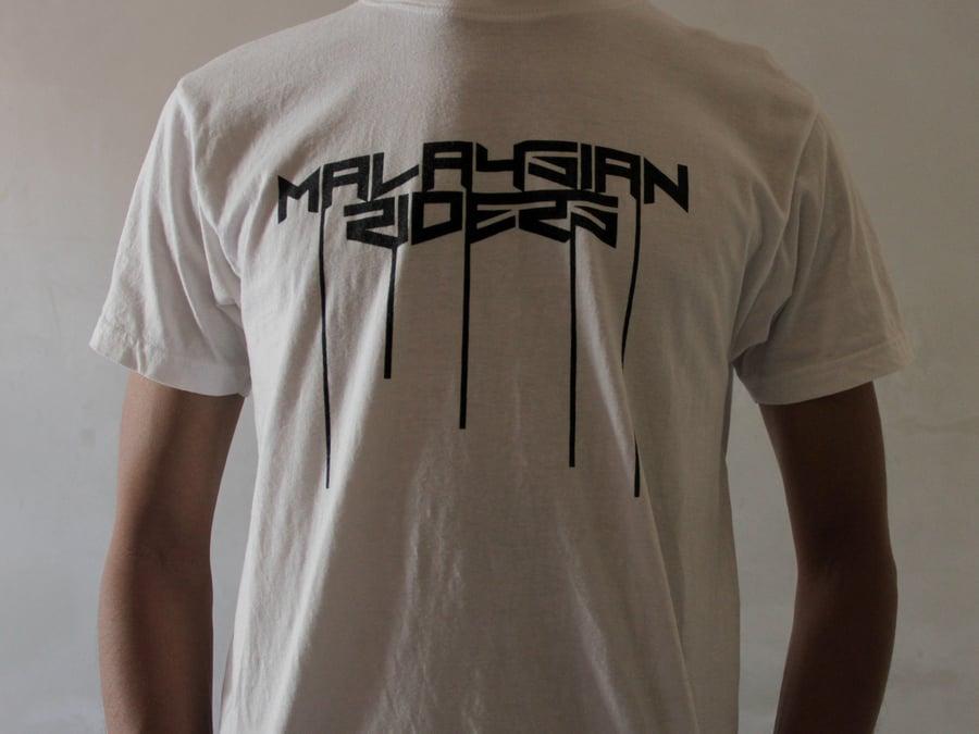 Image of Malaysian Riders White