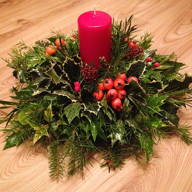 Ecomother Creations Online Store Christmas Table Centrepiece