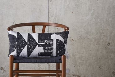 Image of 'Collagraph' Placement Cushion