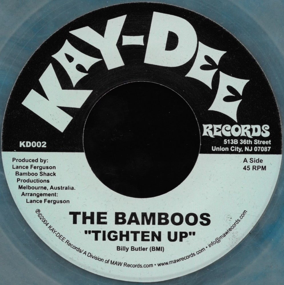 Image of KD-002 THE BAMBOOS LTD ED