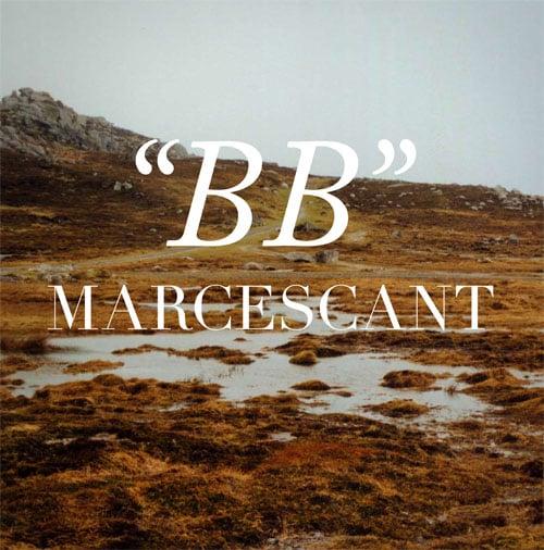 "Image of BB ""Marcescant""  LP/CD"