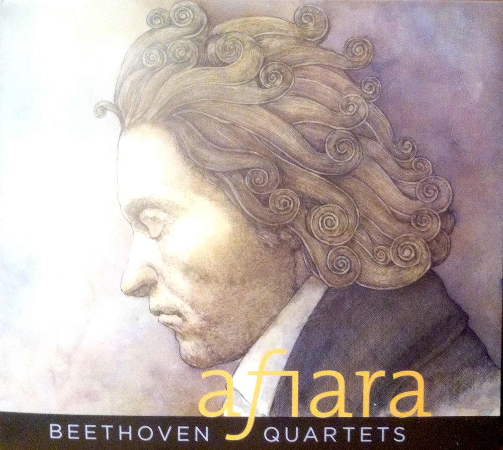 Image of Afiara Beethoven CD