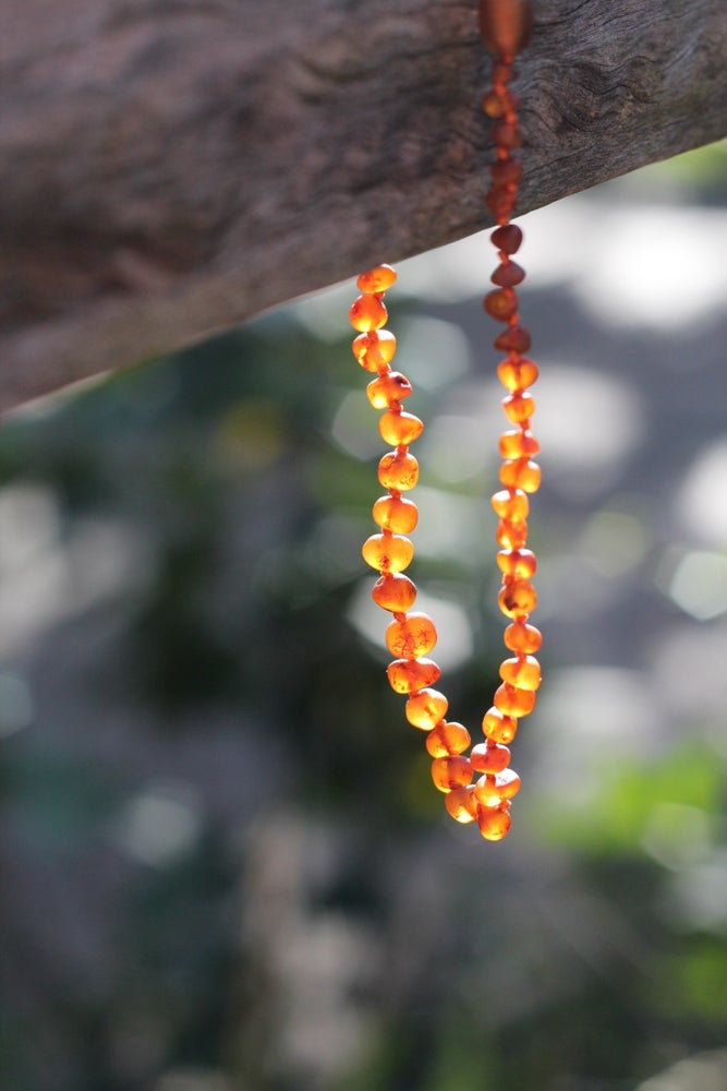 Image of Amber Baby/Toddler Necklace
