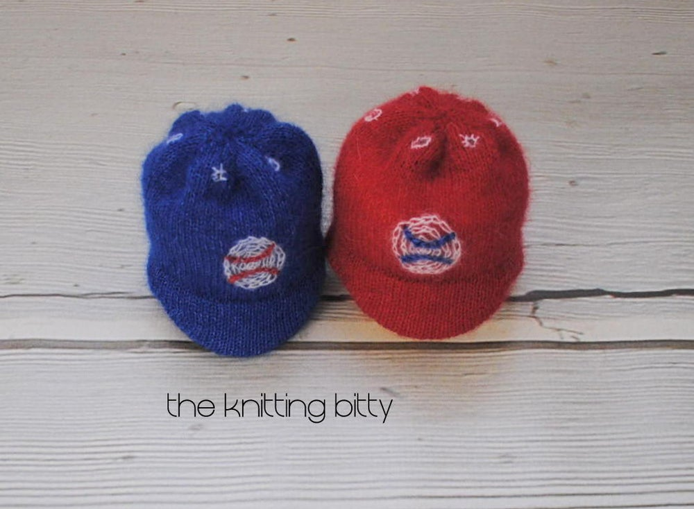 Image of Little Baseball Caps