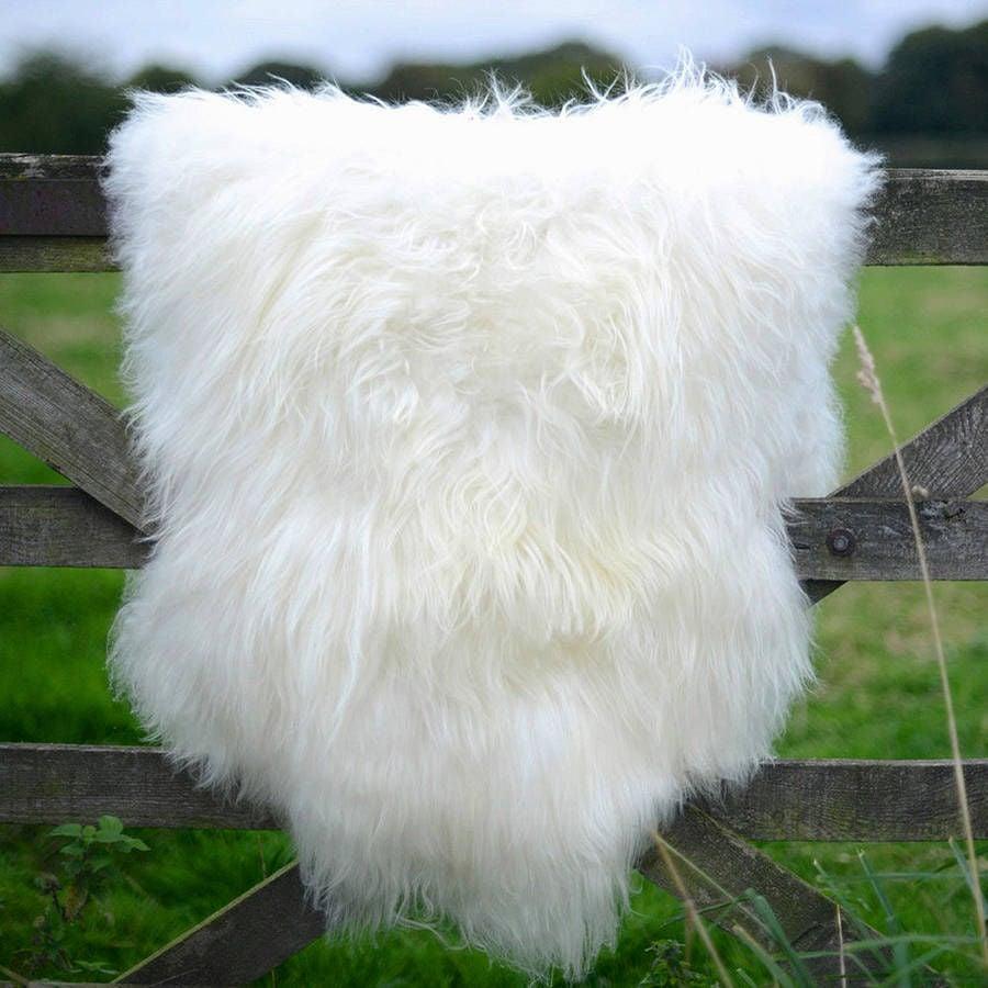 Image of NATURAL SHEEPSKIN SIZE L - XXXL