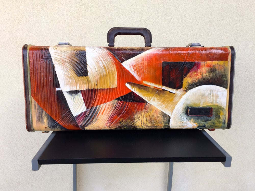Image of Custom Trumpet Case