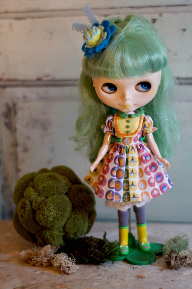 Image of Blythe Fashion by Sara Lanzillotta : A Date w/ Blythe Auction