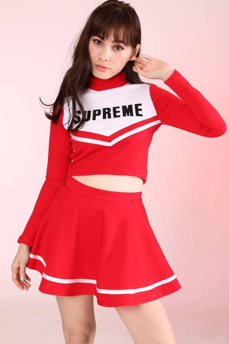 Image of Team Supreme Cheerleading Set