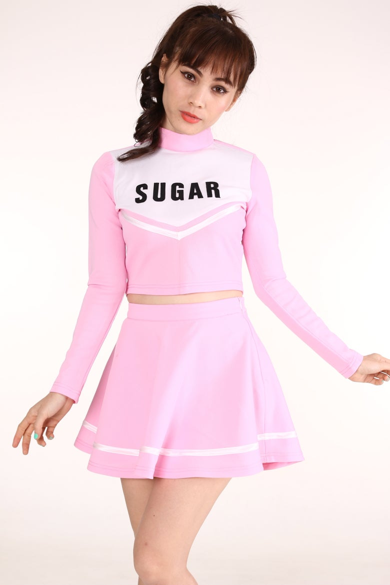 Image of Team Sugar Cheerleading Set