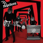 Image of The Revellions - Self Titled Vinyl LP