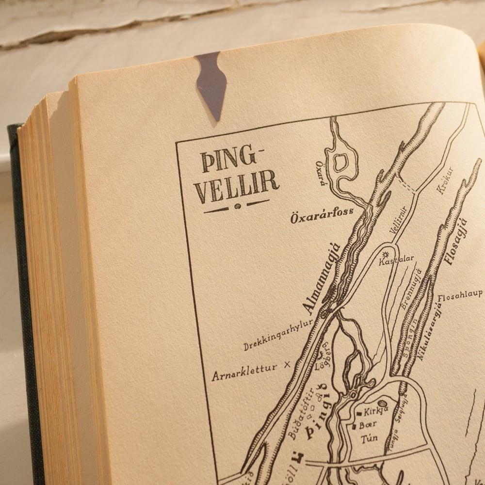 Image of Analog Markers: Null Island