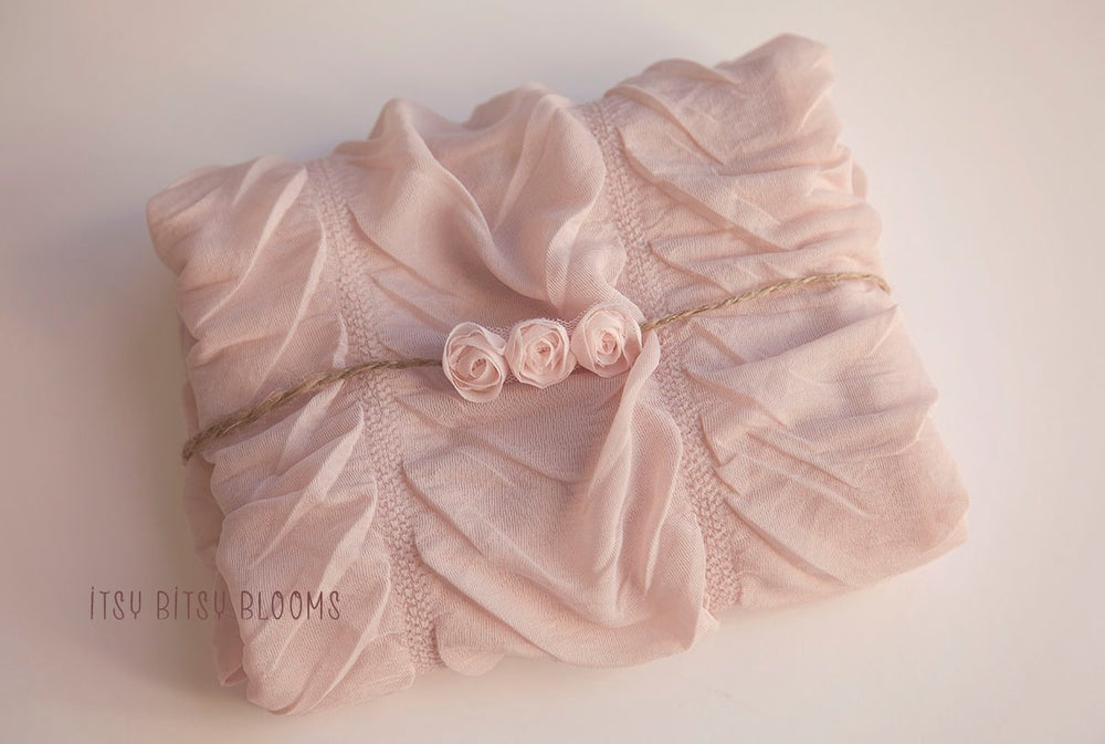 Image of Serenity Ruffle Wrap
