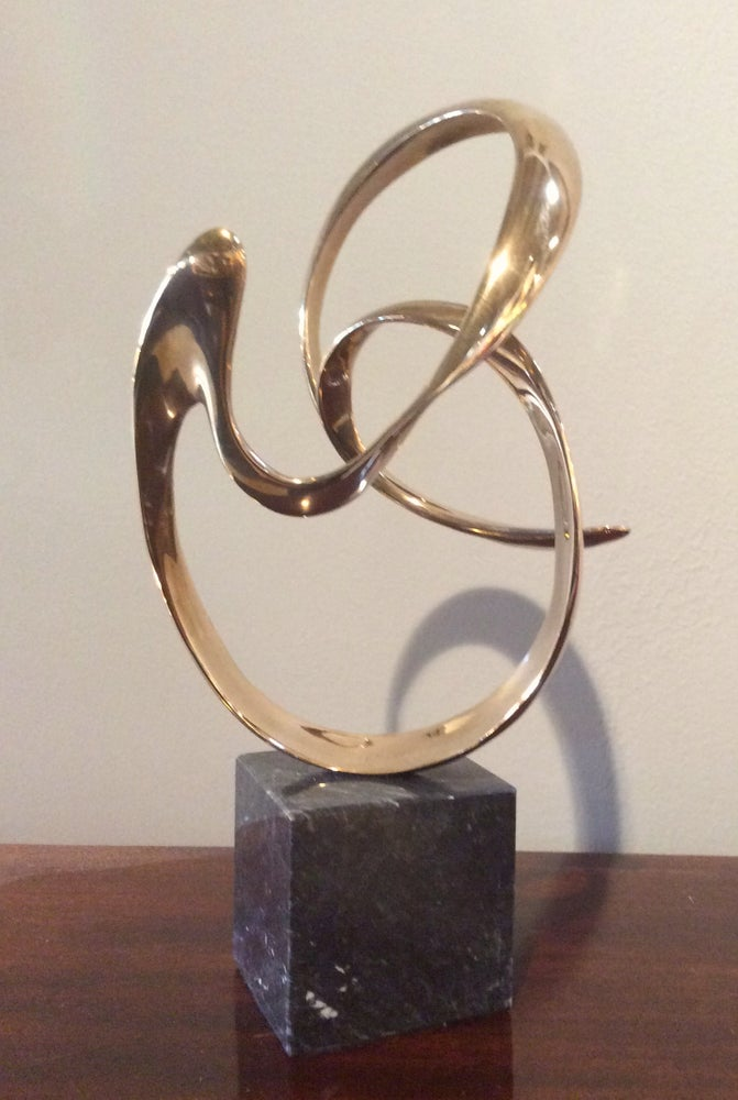 Image of Bronze Sculpture by Tom Bennett