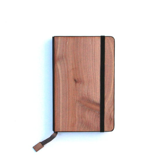 "Image of Small Moleskine TIMBER Wood Skin (3.5x5.5"")"