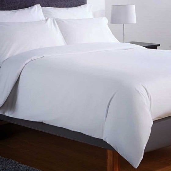 Image of Percale Fitted Sheets