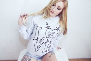 Image of Guard Your Heart Sweater